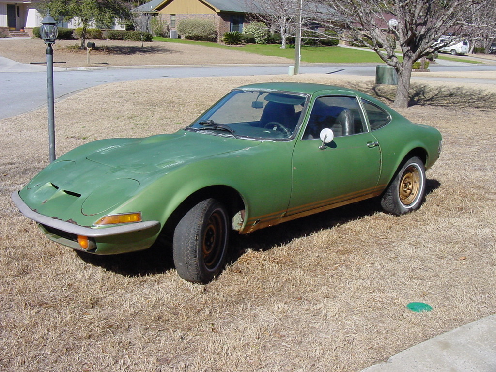 Buick opel gt for sale