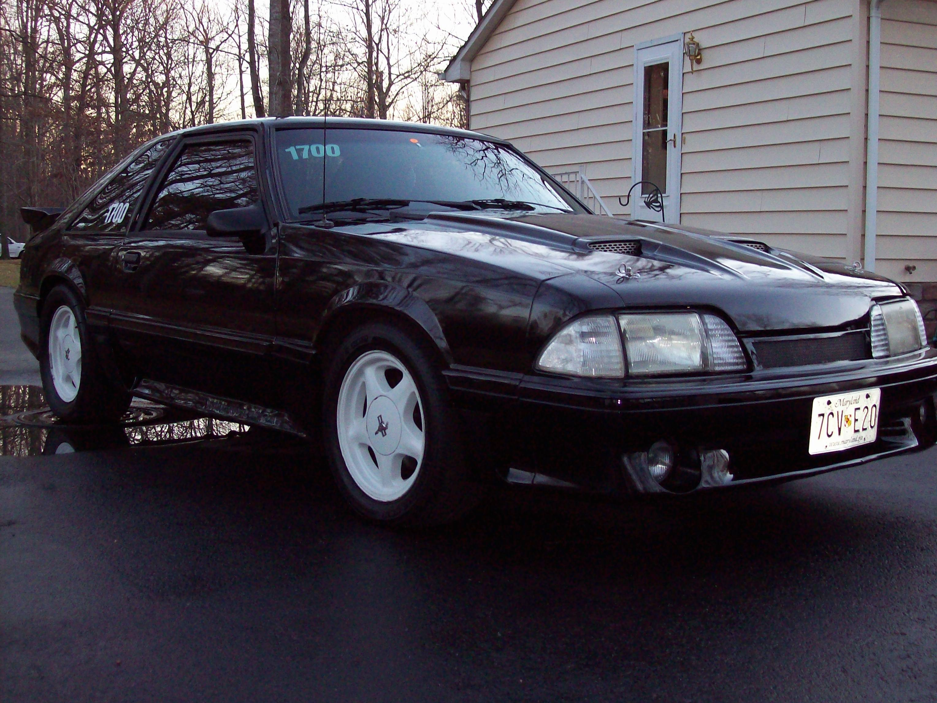 zero311 1990 ford mustang specs photos modification info. Black Bedroom Furniture Sets. Home Design Ideas
