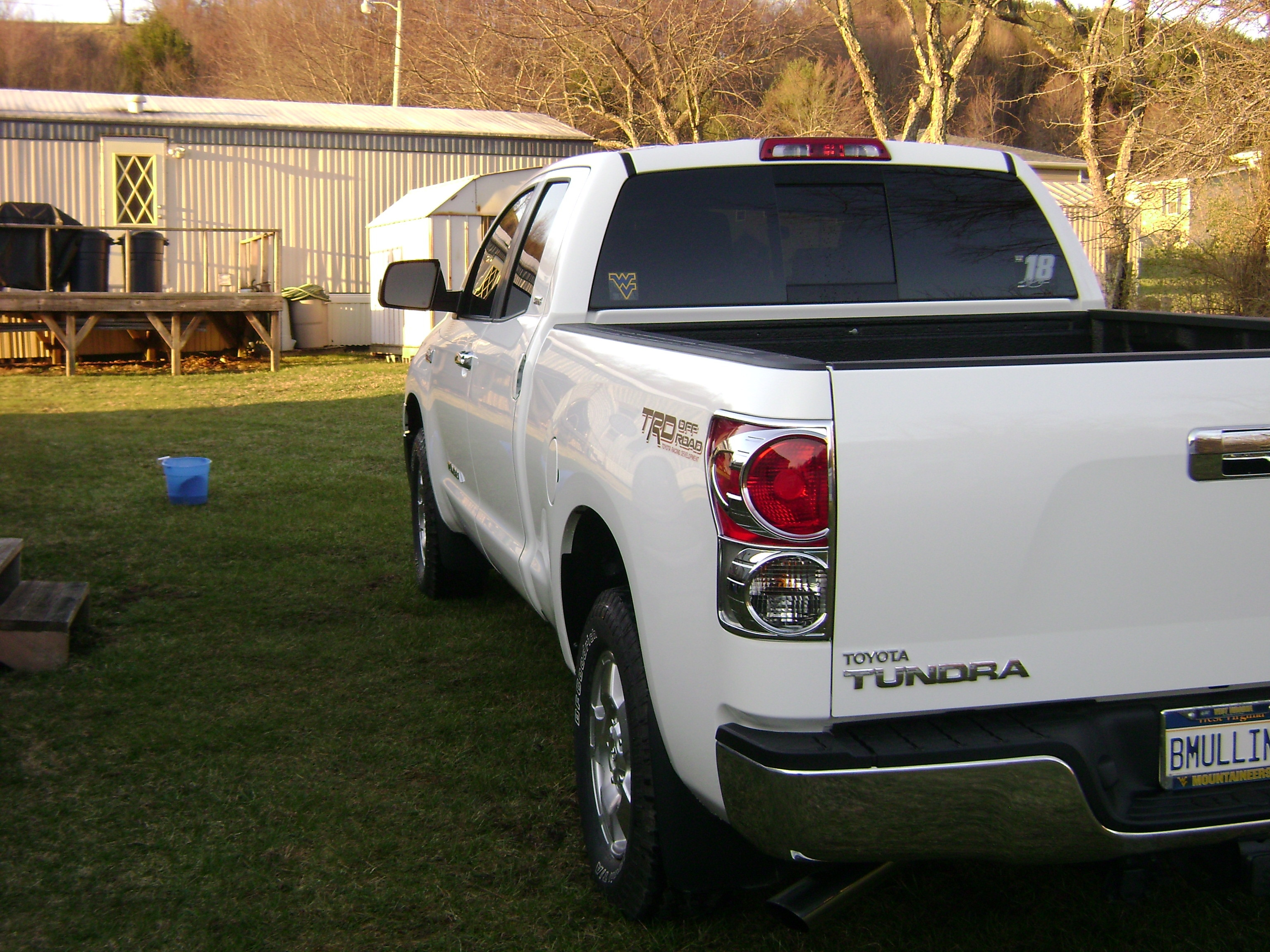 Another BMULLINS 2009 Toyota Tundra Access Cab post... - 12833400