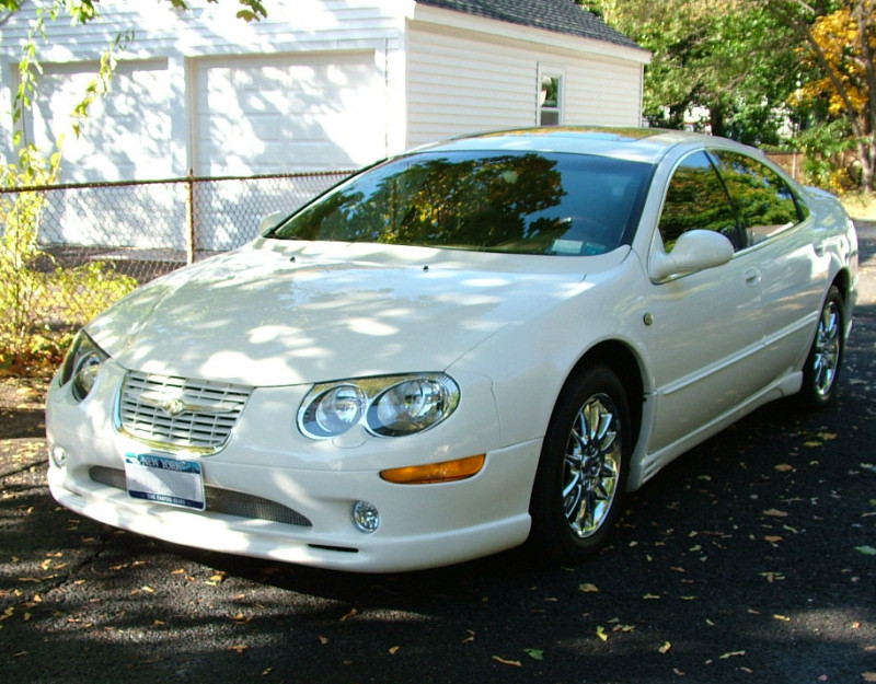 Another DKano 2001 Chrysler 300M post... - 12833142