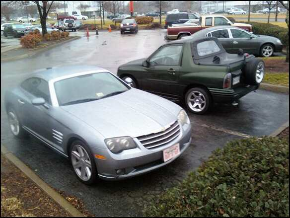 Another durdenss 2004 Chrysler Crossfire post... - 12836114
