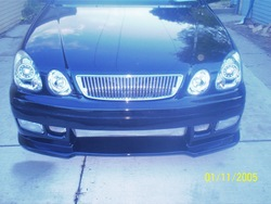 LexedOUts 2002 Lexus GS
