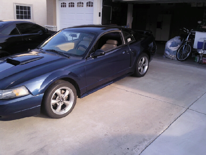 Another Street-Assassins 2002 Ford Mustang post... - 12839193