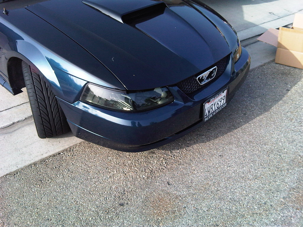 Another Street-Assassins 2002 Ford Mustang post... - 12839228