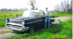 deetzracings 1957 Chevrolet 210