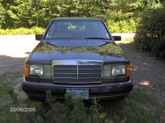 Another burnt_cookies 1992 Mercedes-Benz 300E post... - 15550754