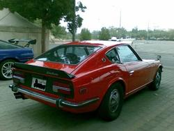 mr_denners 1973 Datsun 240Z