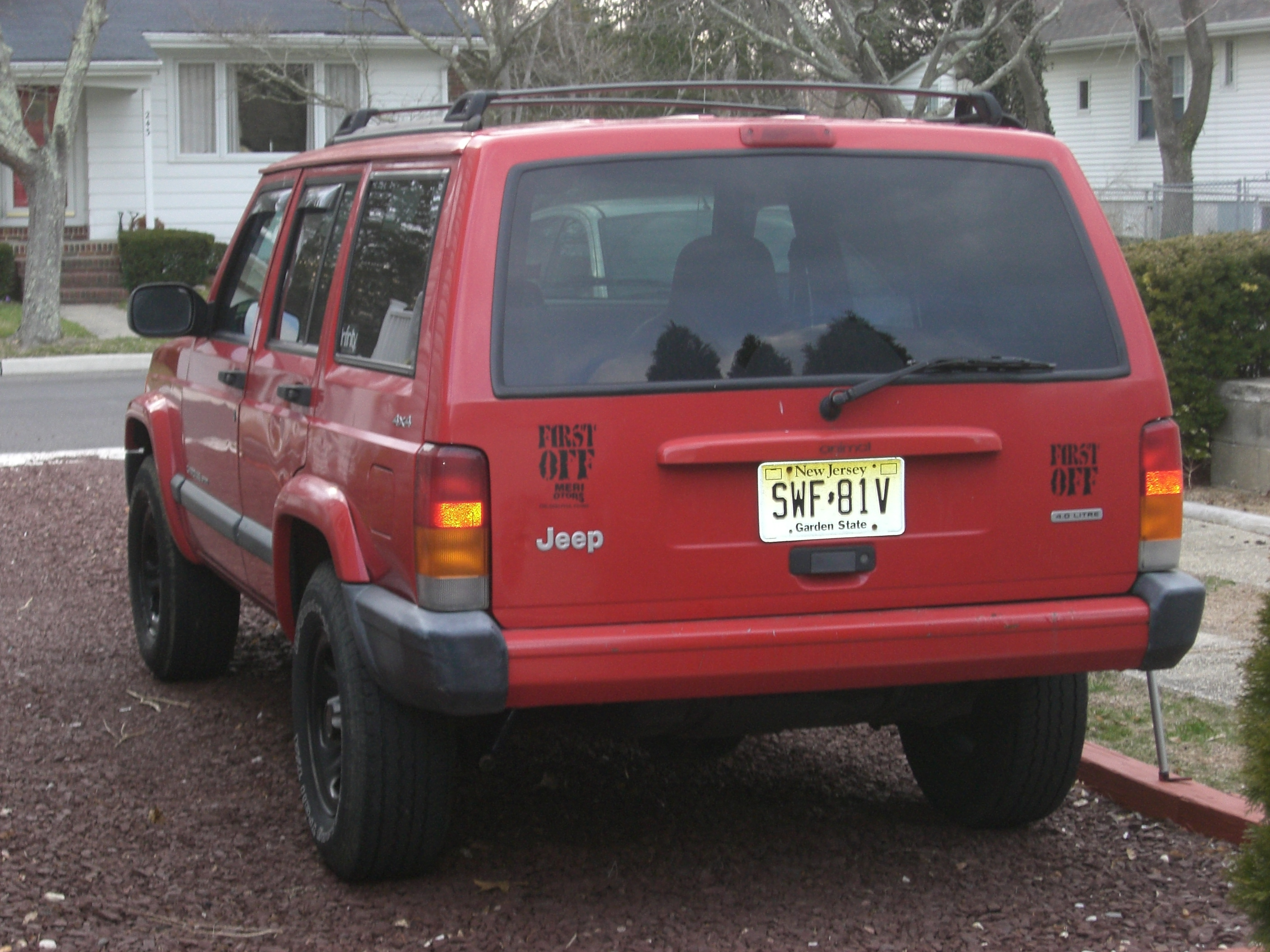 jesseh7 39 s 2000 jeep cherokee in absecon nj. Black Bedroom Furniture Sets. Home Design Ideas