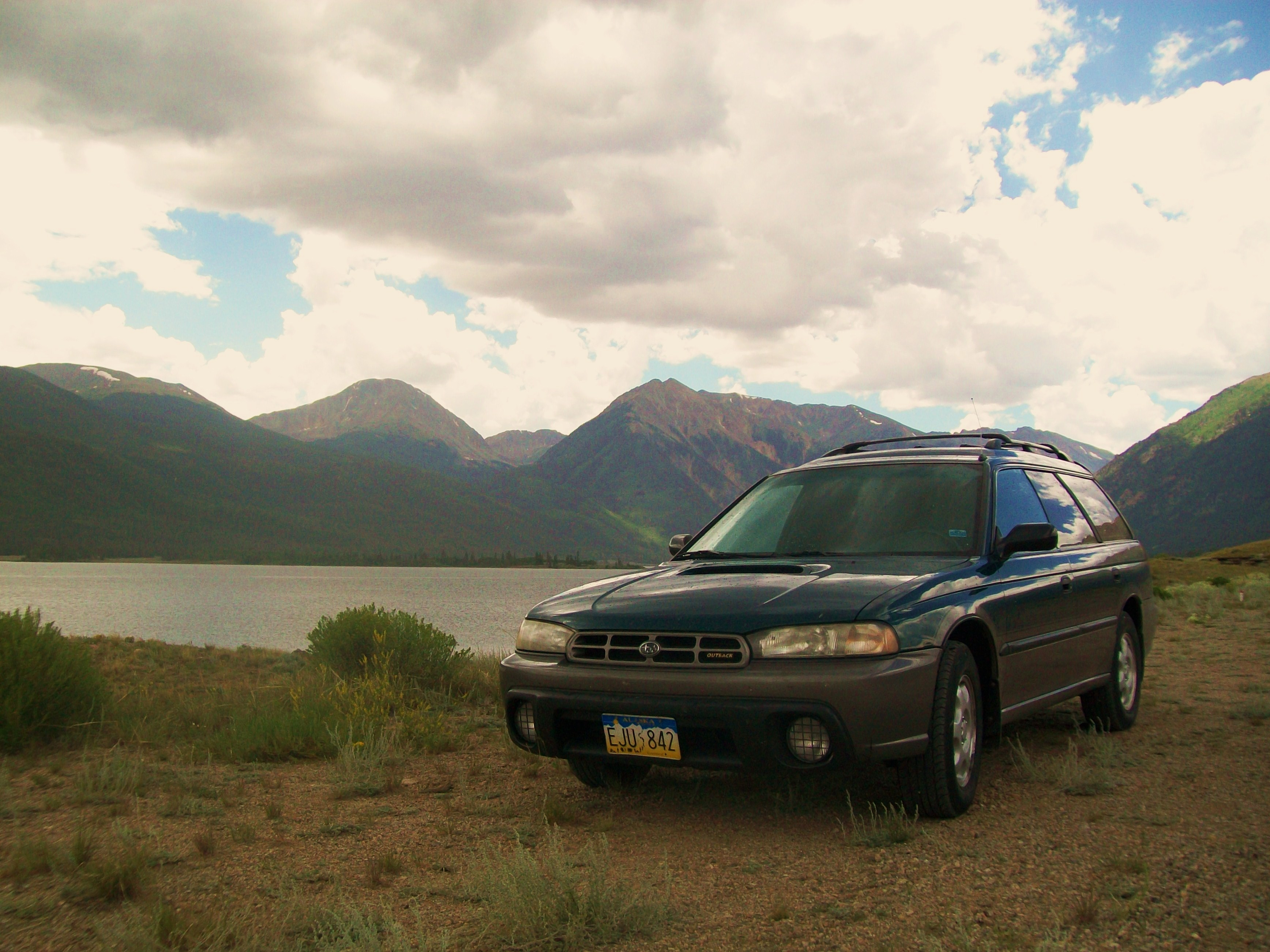 Another redcrow38 1997 Subaru Outback post... - 12840787