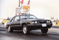 86Mustangcrzzys 1986 Ford Mustang