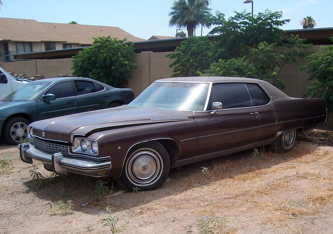 Another ZombieWagon 1973 Buick Centurion post... - 12841509