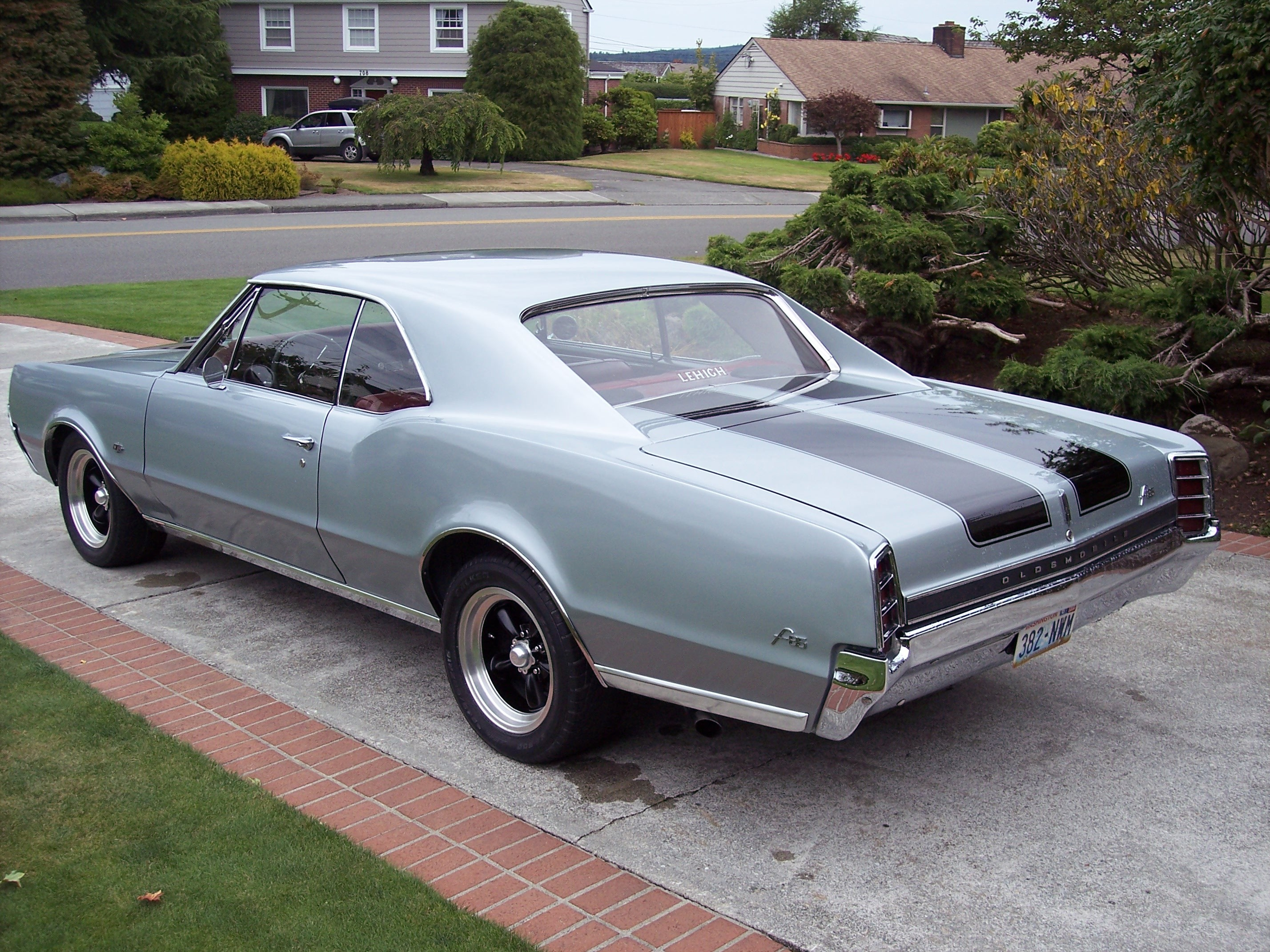 66Olds 1966 Oldsmobile F-85 12846383