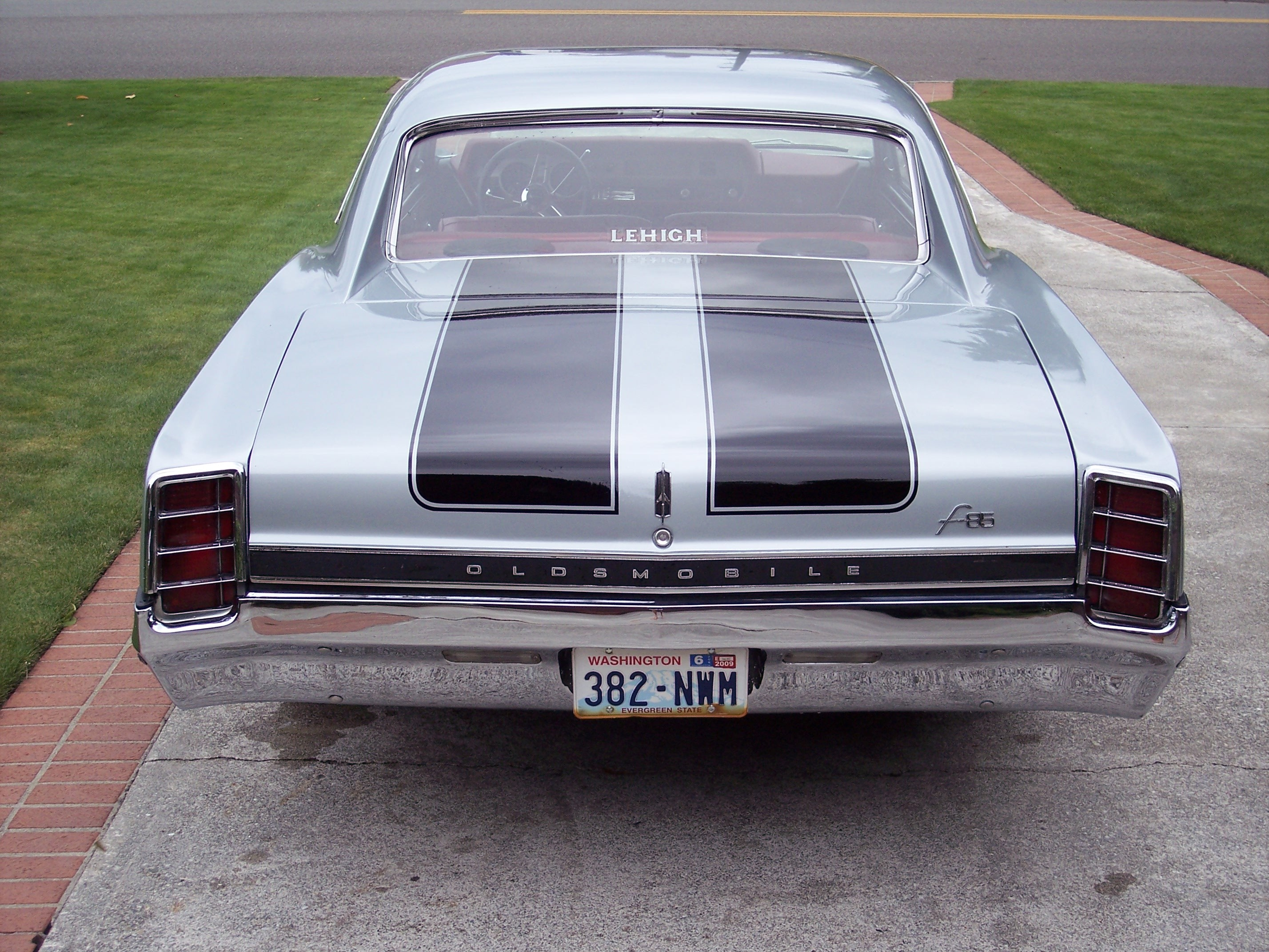 Another 66Olds 1966 Oldsmobile F-85 post... - 12846385