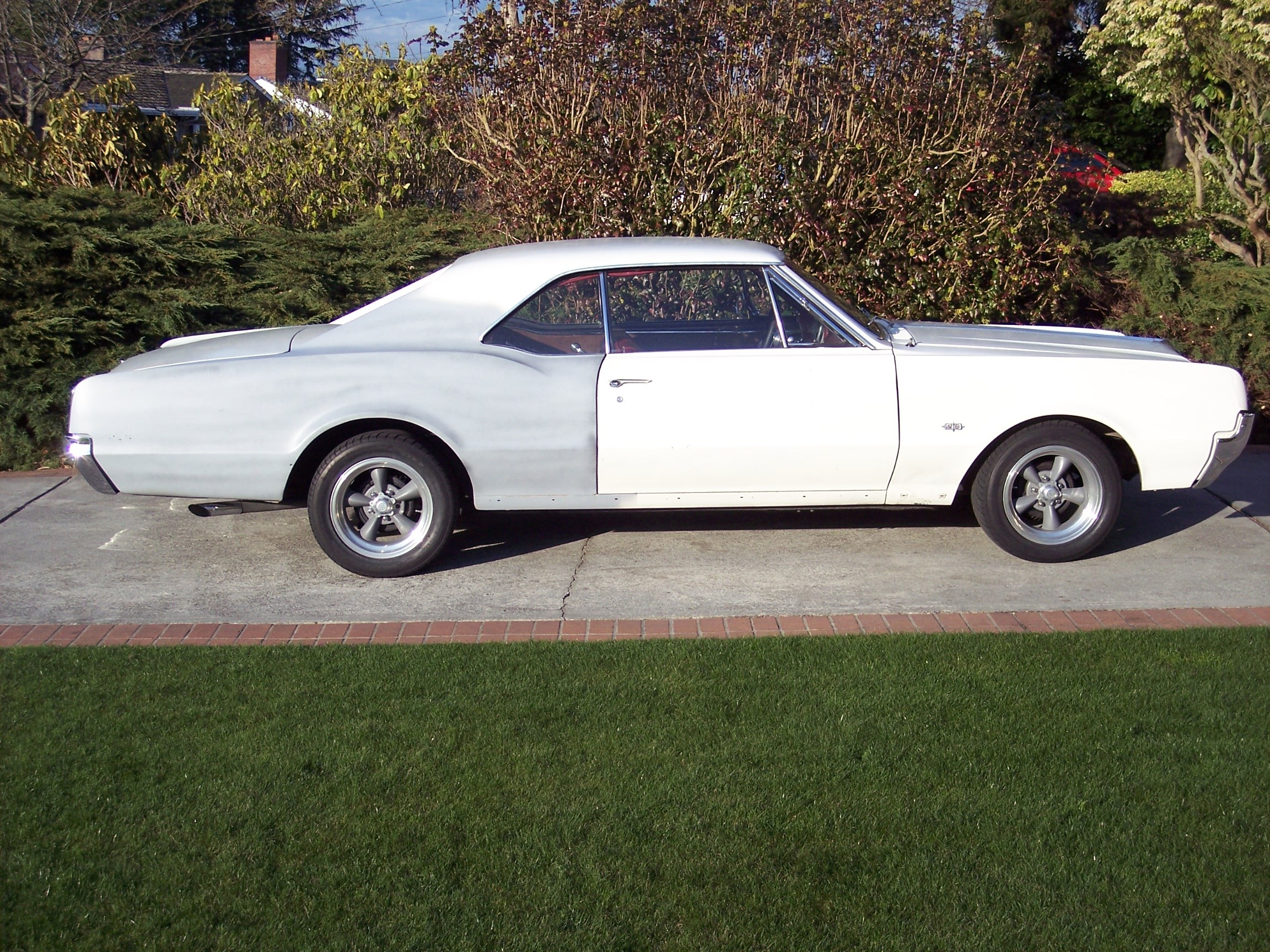 Another 66Olds 1966 Oldsmobile F-85 post... - 12846405