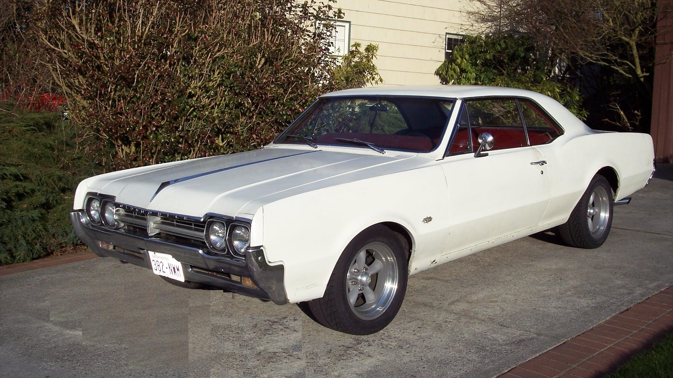 Another 66Olds 1966 Oldsmobile F-85 post... - 12846407