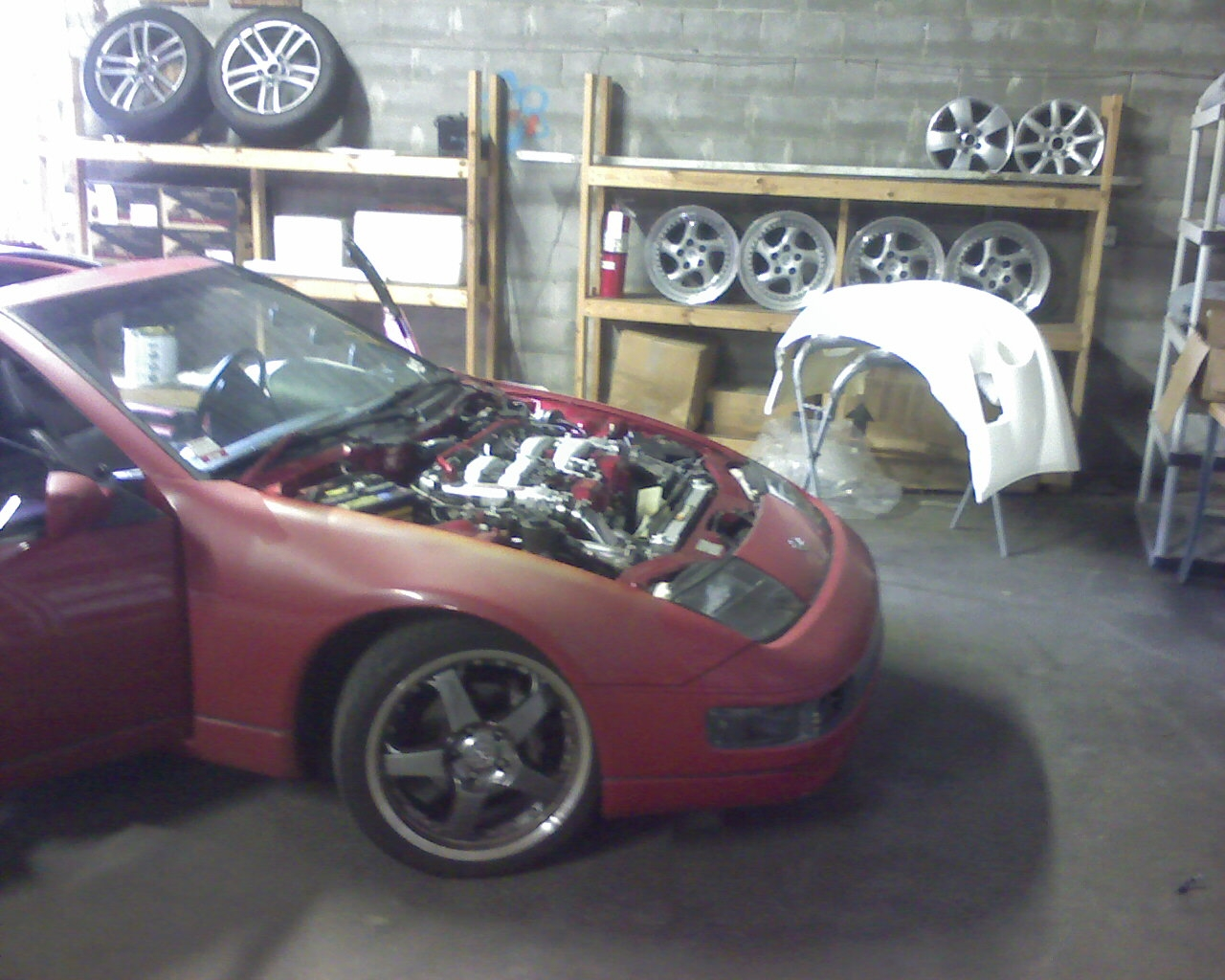 Another Alex_RedX 1991 Nissan 300ZX post... - 12845198
