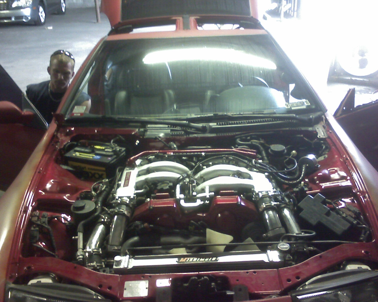 Another Alex_RedX 1991 Nissan 300ZX post... - 12845207