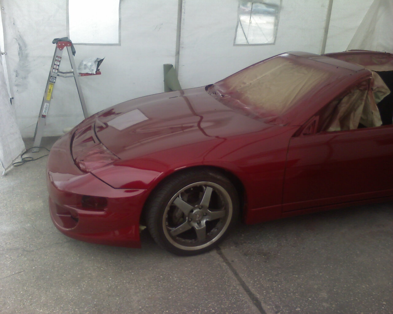 Another Alex_RedX 1991 Nissan 300ZX post... - 12845222