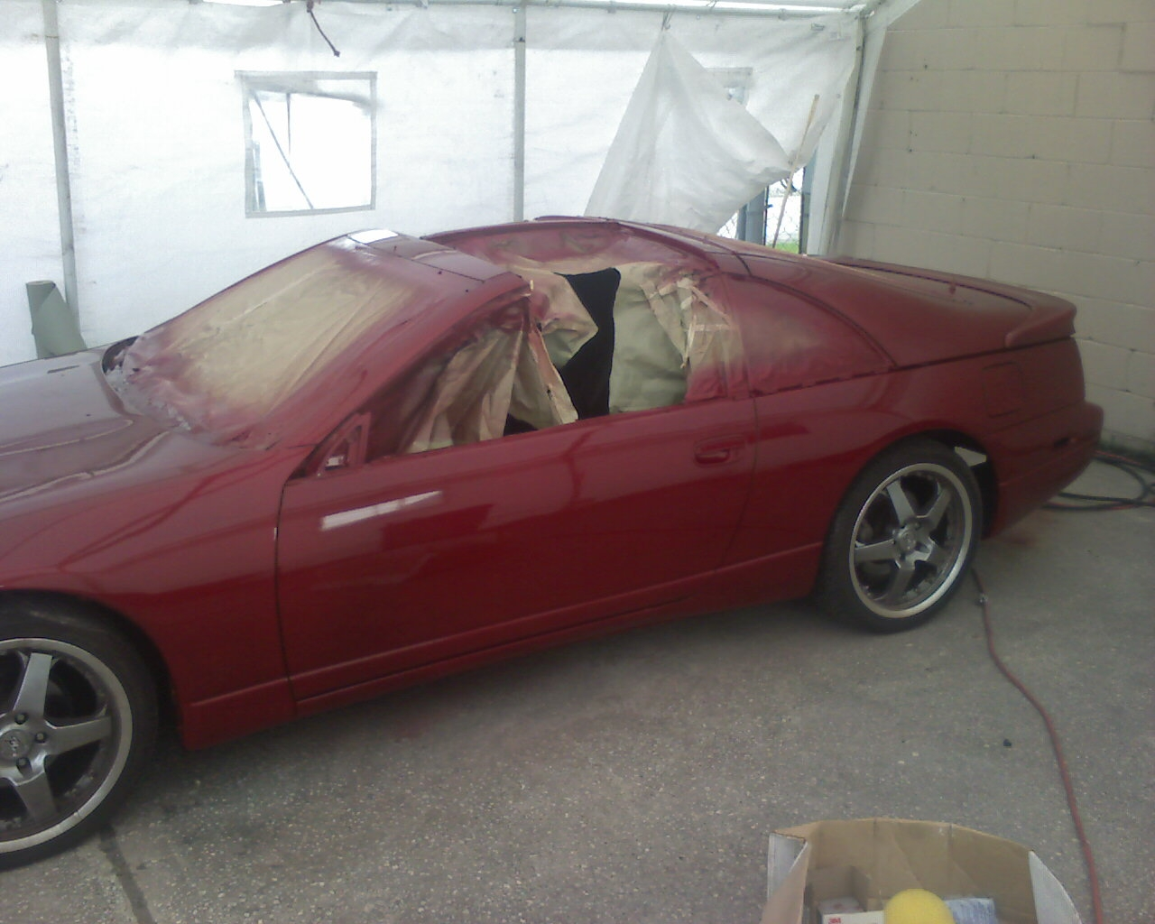 Another Alex_RedX 1991 Nissan 300ZX post... - 12845223
