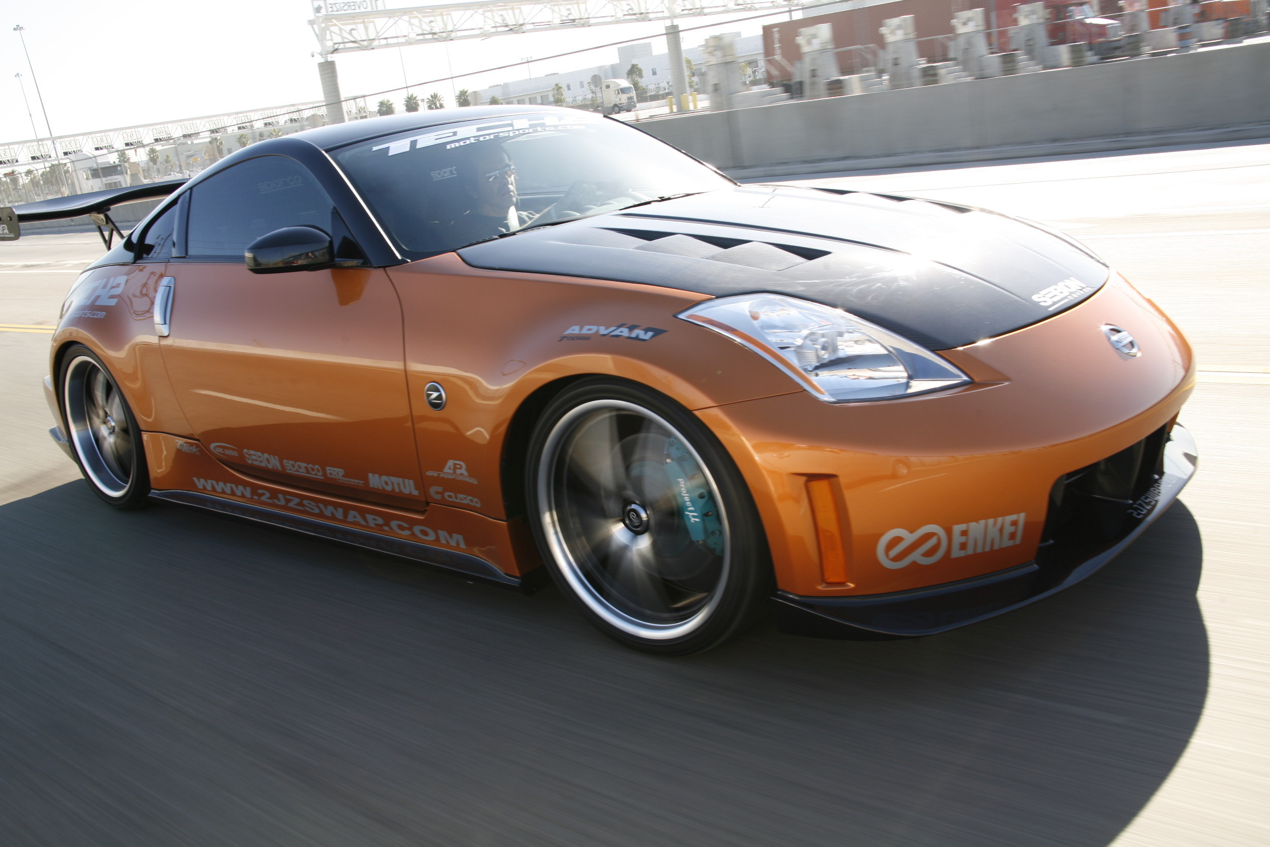 tech2drew 2006 nissan 350z specs photos modification. Black Bedroom Furniture Sets. Home Design Ideas