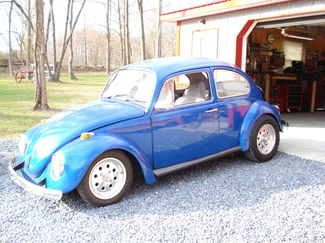 Another motorman350 1969 Volkswagen Beetle post... - 13519875