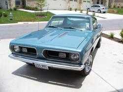 Speedwolf_2000s 1967 Plymouth Barracuda