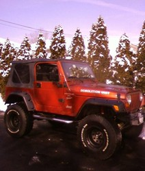 rockitjeepstyles 2000 Jeep Wrangler