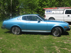ford-guy616 1977 Toyota Celica