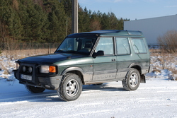 cianbo 1996 Land Rover Discovery