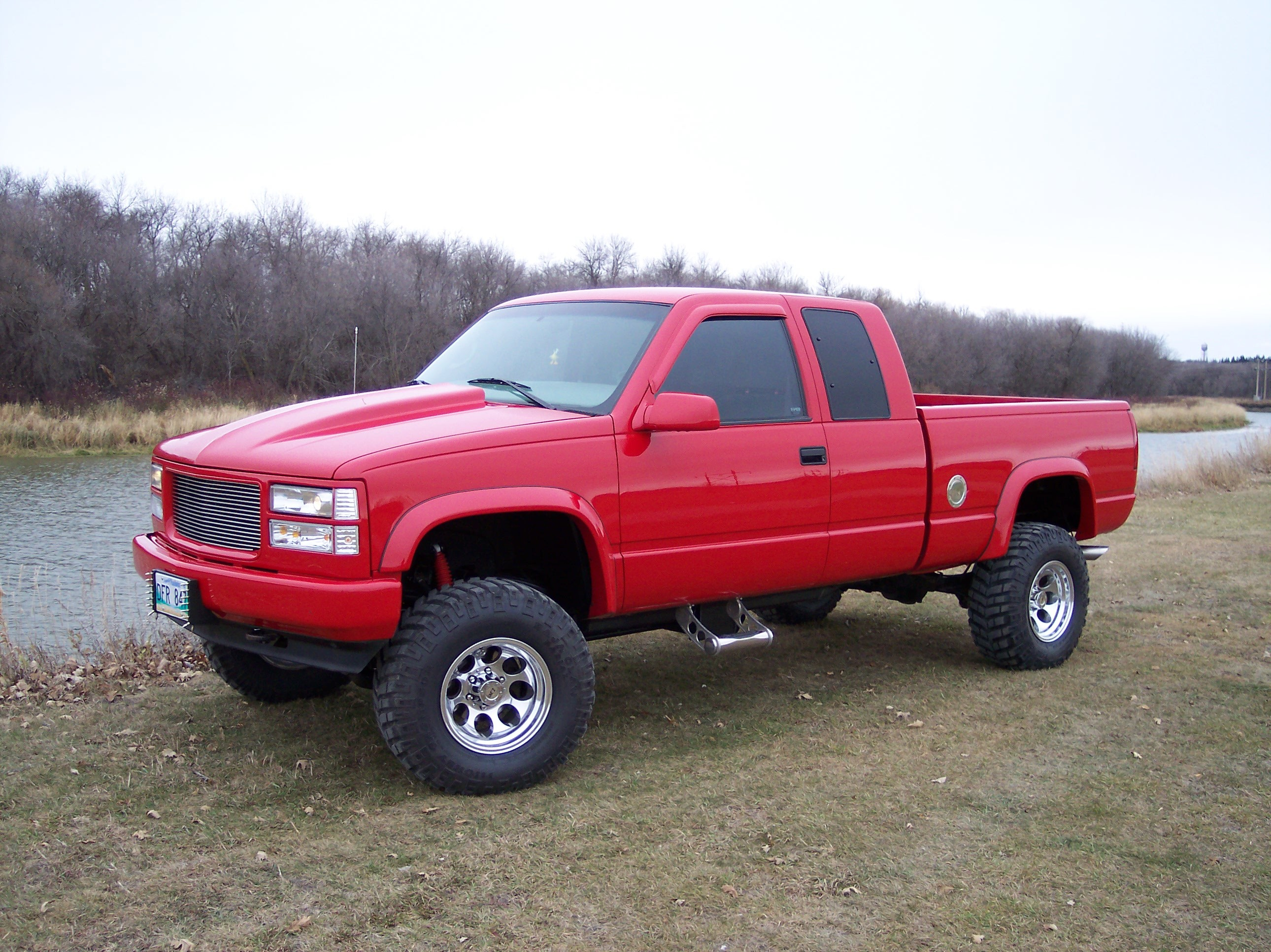 Devillusion 1998 GMC C/K Pick-Up 12851377