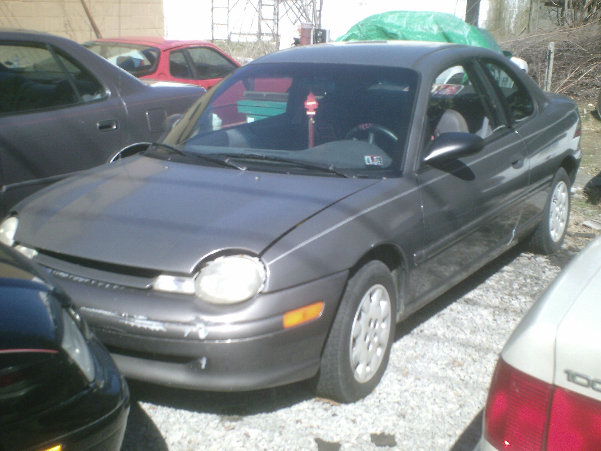 Wolverinemec's 1999 Dodge Neon