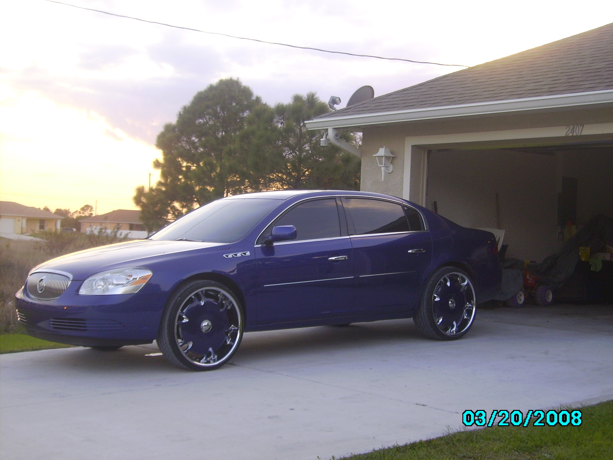 coby05999 2007 Buick Lucerne Specs, Photos, Modification ...