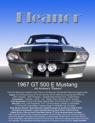 artandrews 1967 Ford Mustang