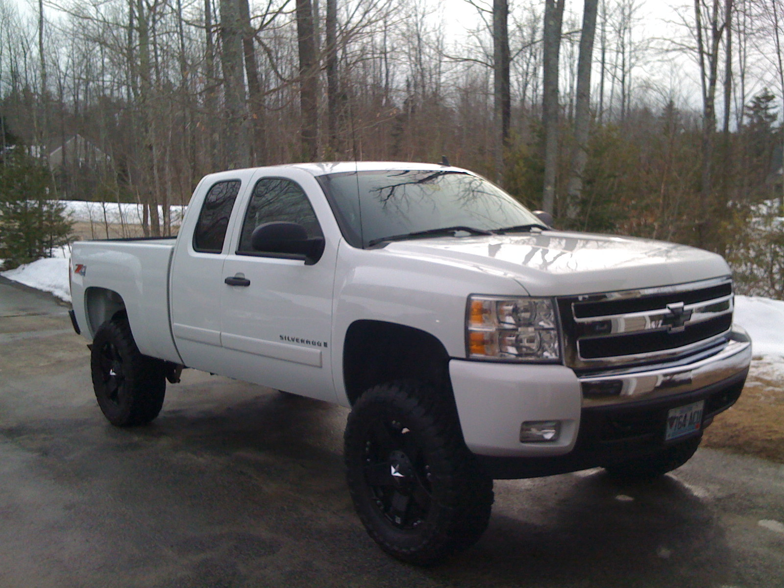 2008 Chevy Silverado Lifted >> Landers11889 2008 Chevrolet Silverado 1500 Regular Cab Specs Photos