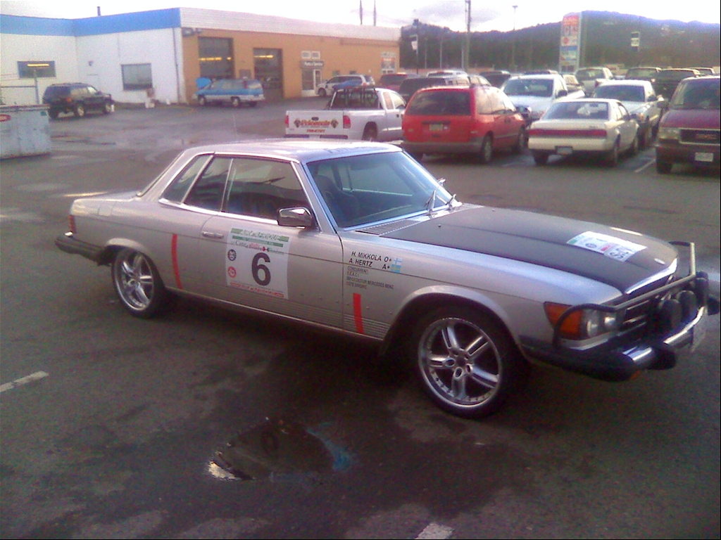 1977 Mercedes-Benz SL-Class - Nanaimo, BC owned by ImportTuner367 Page ...