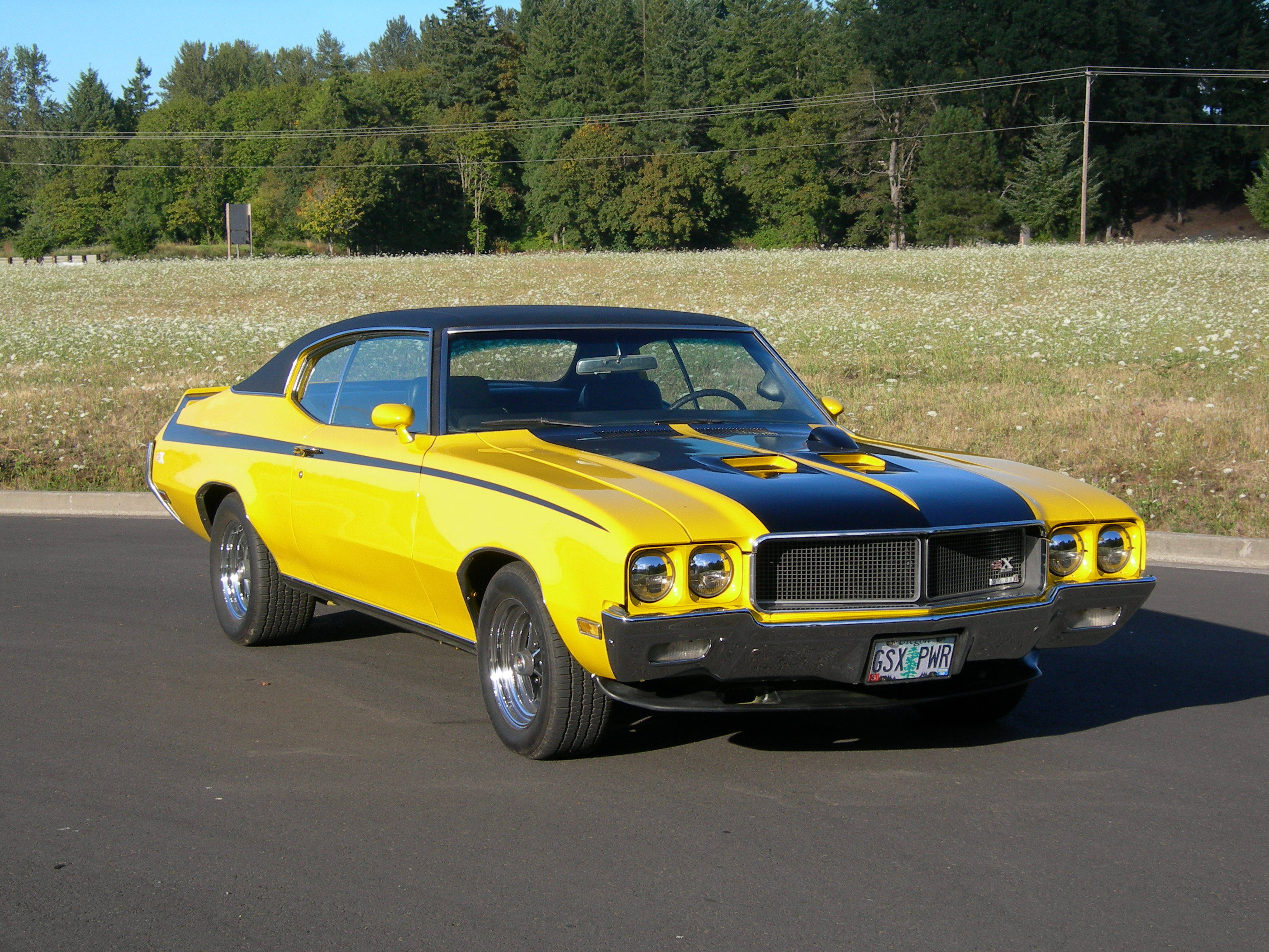 1970 Buick GS 455 &amp- GS 455 Stage 1 - Hemmings Motor News