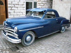 aidasrocky 1950 Plymouth Deluxe