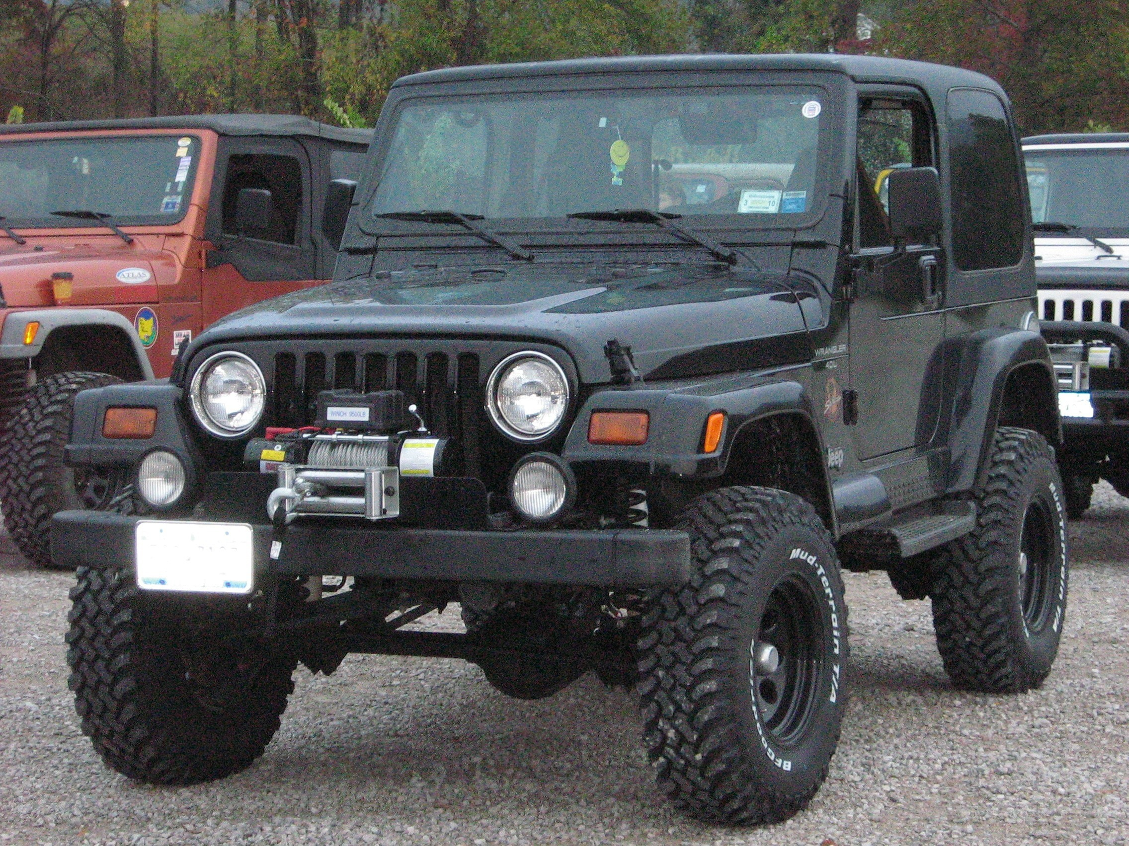 85gmcgirl 1997 Jeep Wrangler Specs, Photos, Modification Info At CarDomain