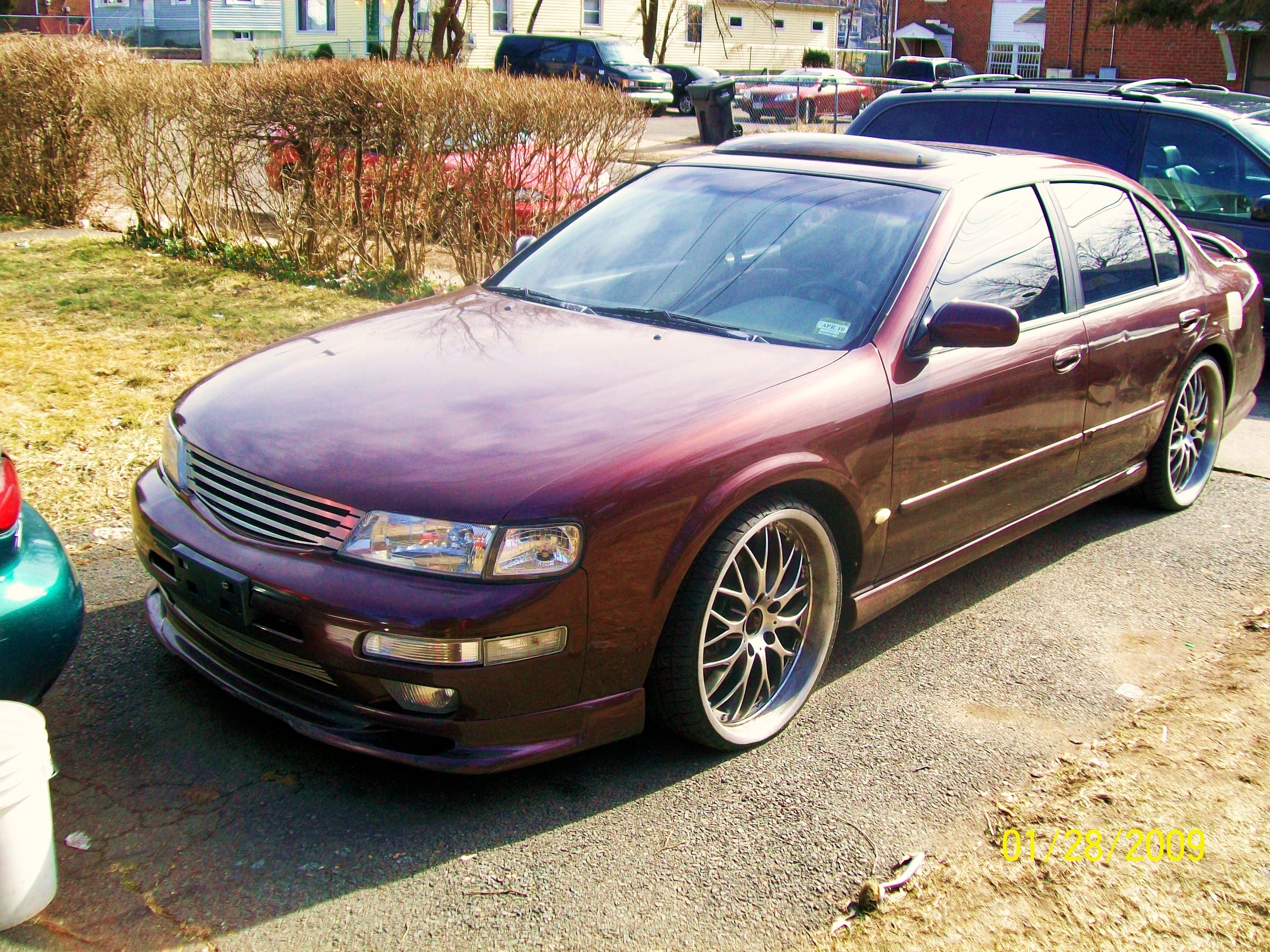 max-tune 1998 nissan maxima specs, photos, modification info at