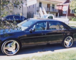 Johnny7957s 2003 Cadillac DTS
