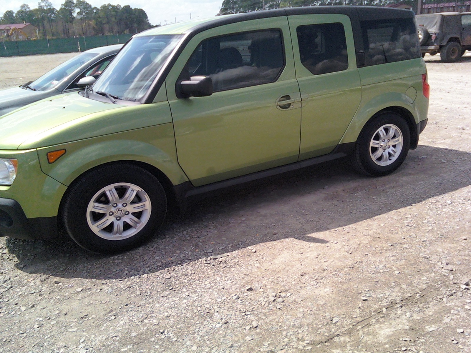 triathlon-E 2006 Honda Element 13019479