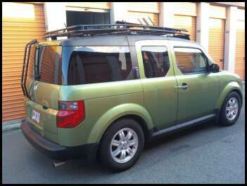 triathlon-E 2006 Honda Element 13019483