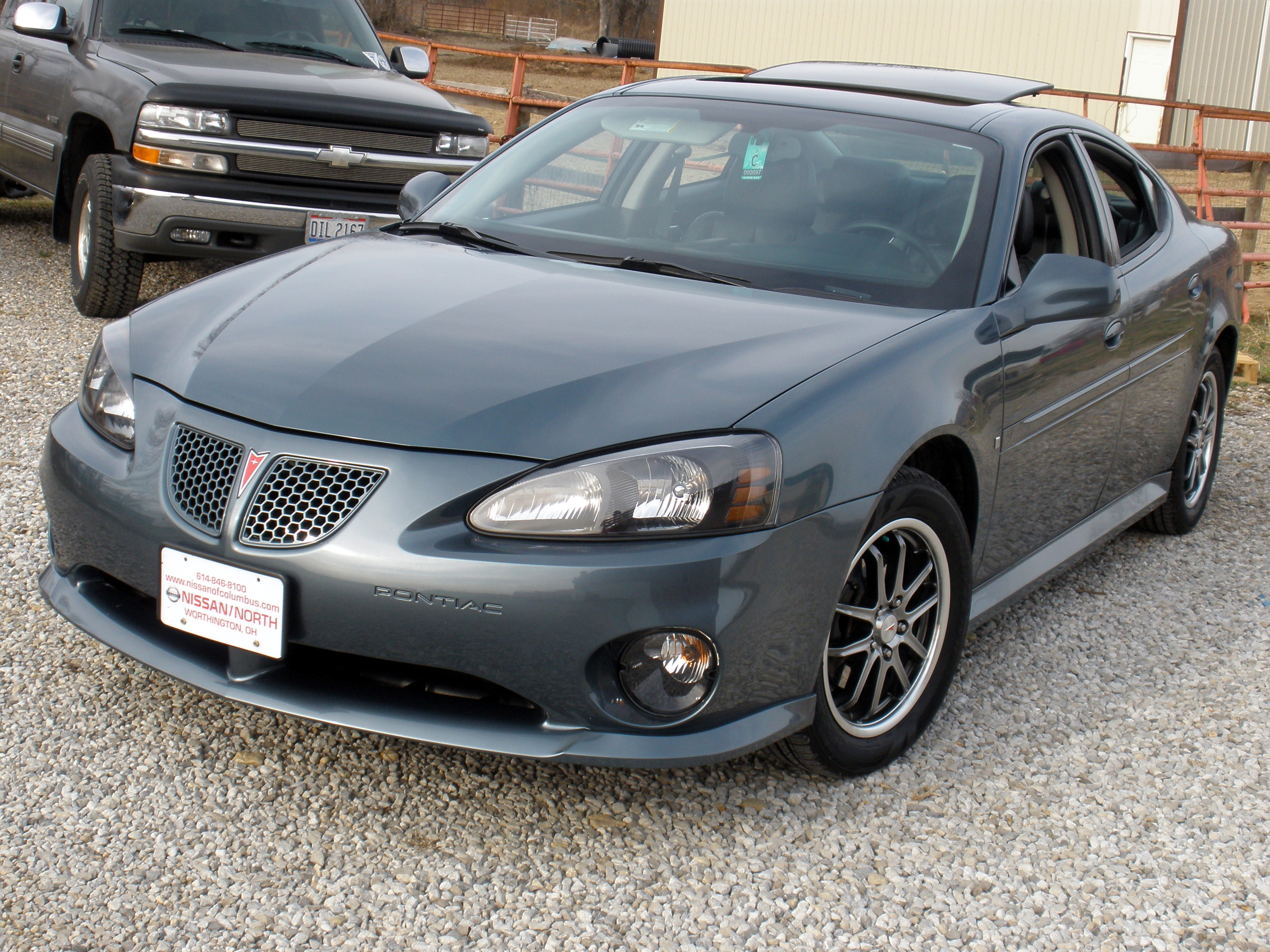 Martin1497 2006 Pontiac Grand Prix Specs Photos