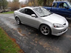 Silver_Bullett8s 2005 Acura RSX