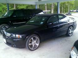 endosweetzs 2006 Lincoln LS