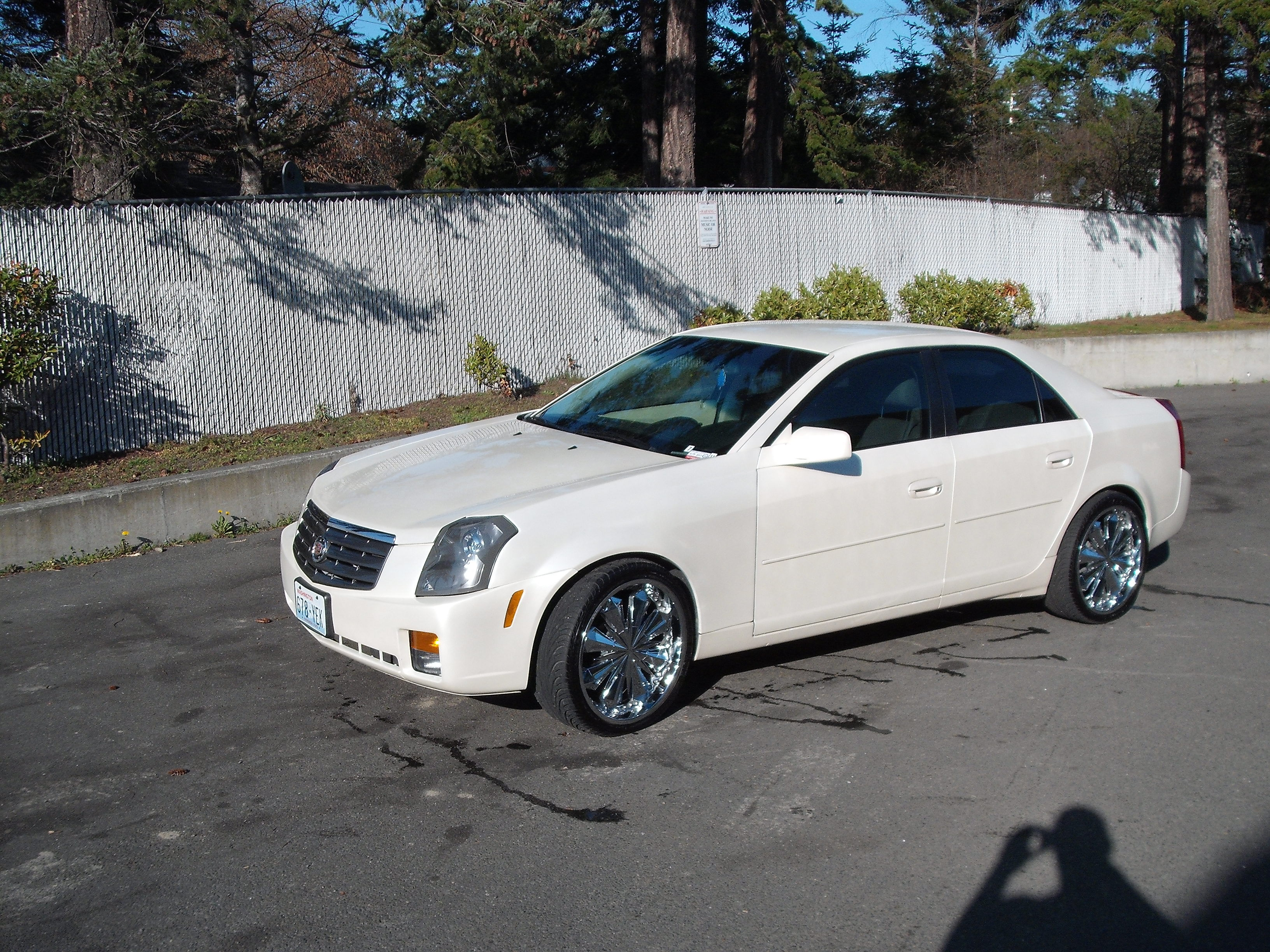 Another tissuckafree 2004 Cadillac CTS post... - 12856098