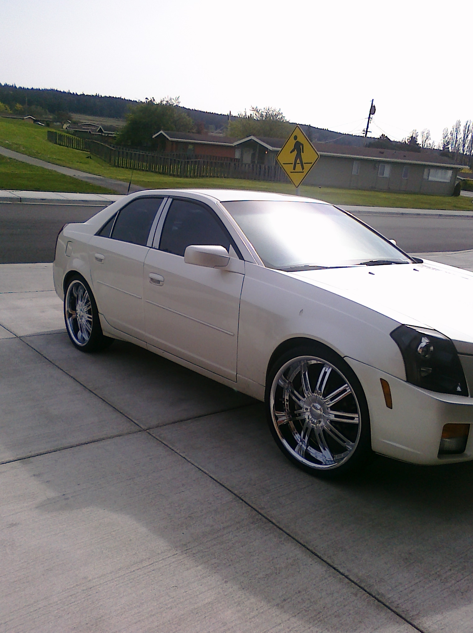 Another tissuckafree 2004 Cadillac CTS post... - 12856109