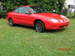 Project_ZX2NERs 1999 Ford ZX2