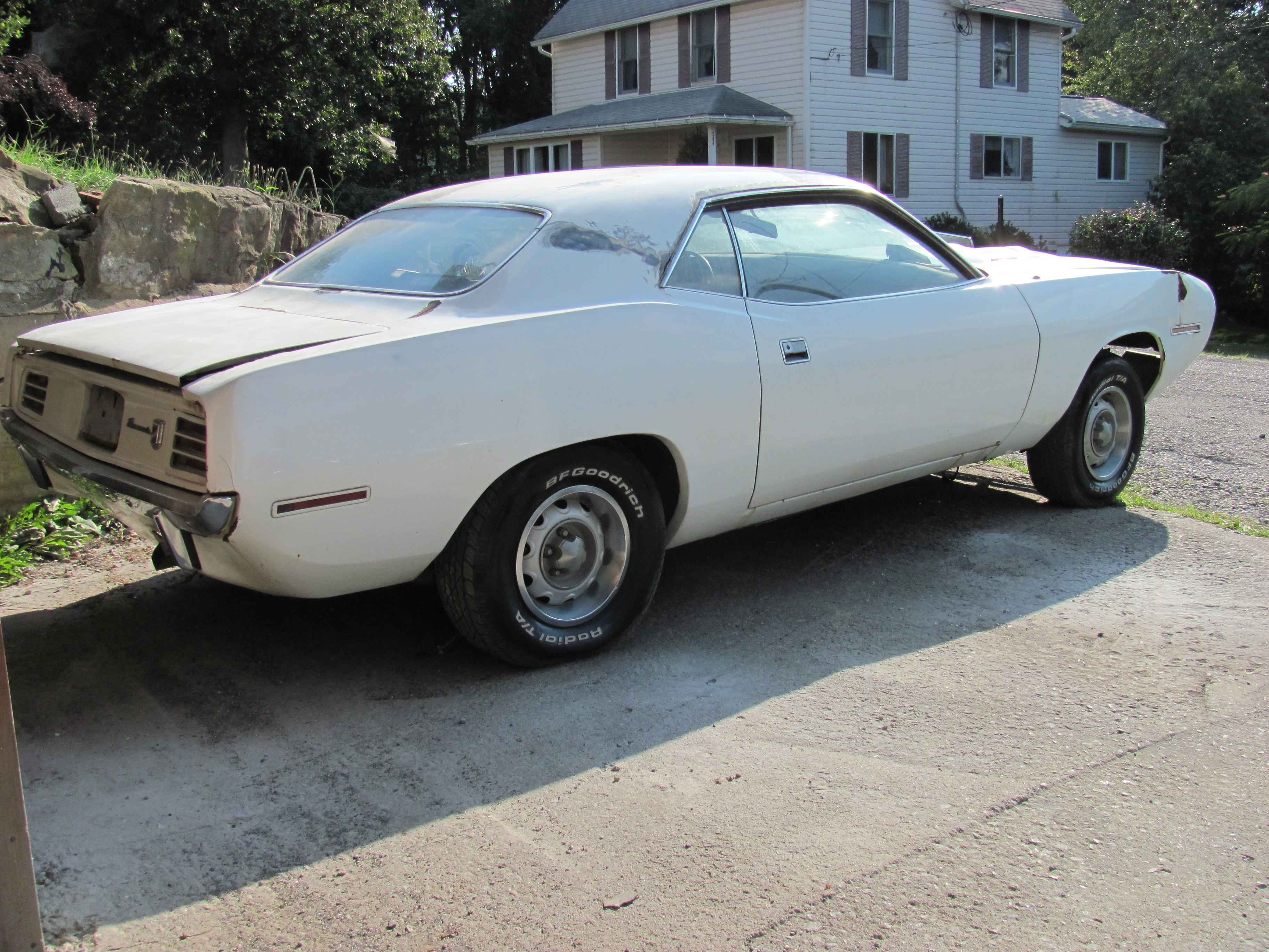 DioCustoms 1970 Plymouth Barracuda 12856378