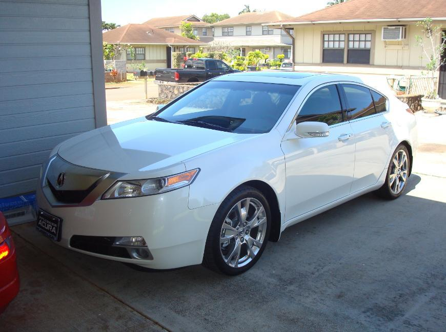 Ishmatics 2009 Acura TL Specs, Photos, Modification Info at CarDomain